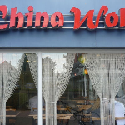 China Wok beim Leo Center