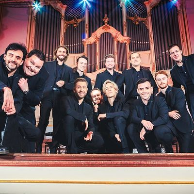 The 12 Tenors (Foto: Showfabrik GmbH)